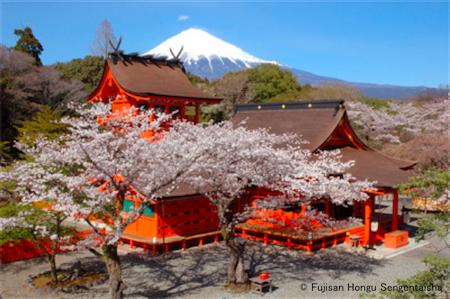 女子力UP!?世界遺産・富士山のパワースポット